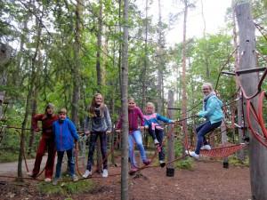 Jugendausflug Märchenwald